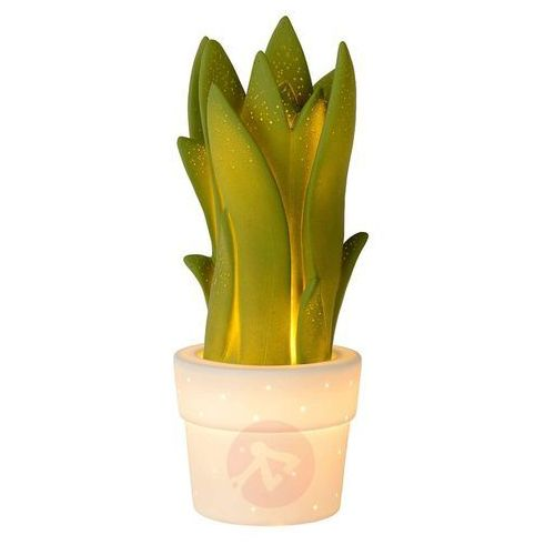 Lucide 13522/01/33 - lampa stołowa sansevieria 1xe14/25w/230v (5411212133878)