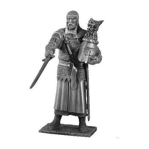 Figurka Percival  Rycerze Okrągłego Stołu  Les Etains Du Graal TR008