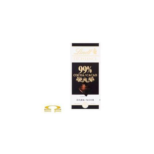 Czekolada Lindt Excellence 99% cacao 50g