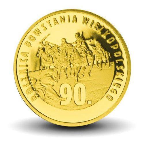 200 zł - 90. rocznica powstania wielkopolskiego - 2008 marki Nbp