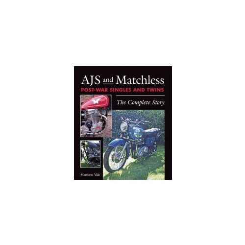 AJS and Matchless Post-War Singles and Twins (9781785001956)