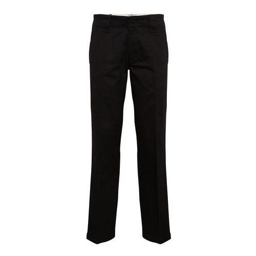 Dickies spodnie w kant 'cotton 873' czarny