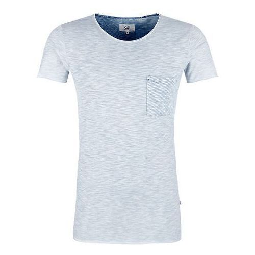 t-shirt męski xxl jasnoniebieski marki Q/s designed by