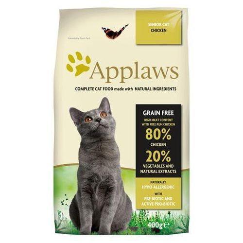 APPLAWS cat SENIOR chicken - 7,5kg