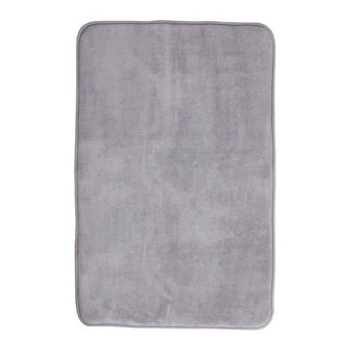 Cooke&lewis Dywanik łazienkowy paira 50 x 80 cm srebrny (3663602965183)