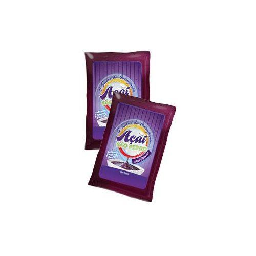 Ataste of the amazon Mrożone acai berry miąższ (puree owocowe, pulpa, sok z miąższem) bez cukru