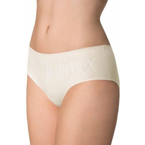 Figi model simple panty ecru, Julimex