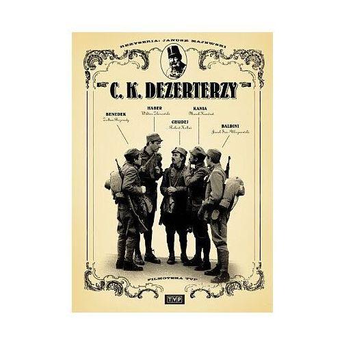 CK Dezerterzy - Janusz Majewski, Pavel Hajny. DARMOWA DOSTAWA DO KIOSKU RUCHU OD 24,99ZŁ (5902600064022)