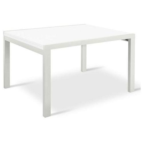 Stół cora biały 90x120+120 cm marki Natisa