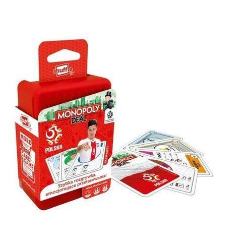 Gra karciana Shuffle - Monopoly Deal PZPN (5411068032790)