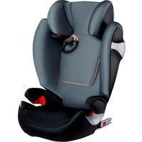 CYBEX GOLD Fotelik samochodowy Solution M-fix Graphite Black-dark grey, 517000216