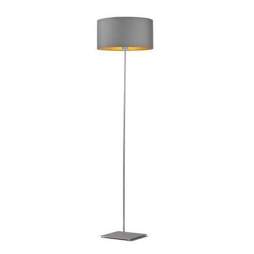 Nowoczesna lampa do salonu z włącznikiem nożnym sofia gold marki Lysne