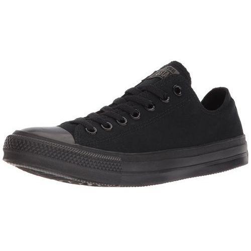 Converse ctas Mono OX 015490, – Sneaker dla dorosłych uniseks, czarny, 45