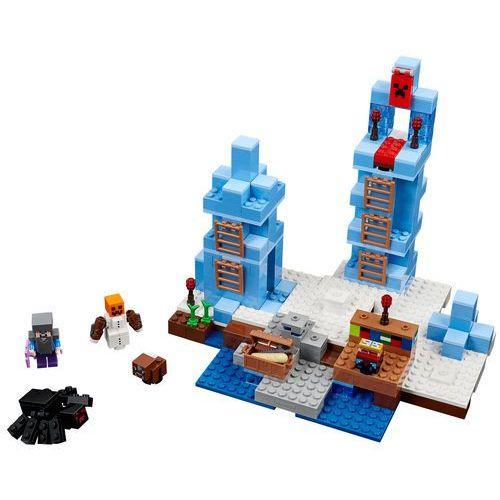 Lego MINECRAFT Lodowe kolce 21131
