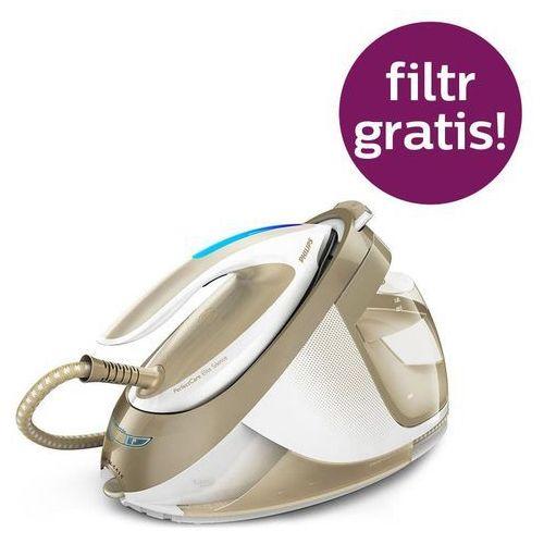 Philips System do prasowania perfectcare elite gc9640/60 biała/złota