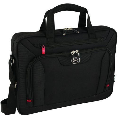 """Torba Wenger Index Notebook Slim Case 16"""" czarna 60658 Darmowy odbiór w 20 miastach!, kolor czarny"""