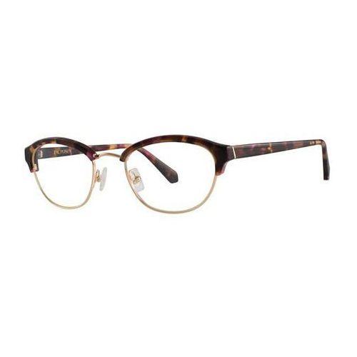 Zac posen Okulary korekcyjne gio ro/to