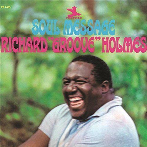 Soul message - richard 'grooves' holmes (płyta winylowa) marki Universal music / universal music