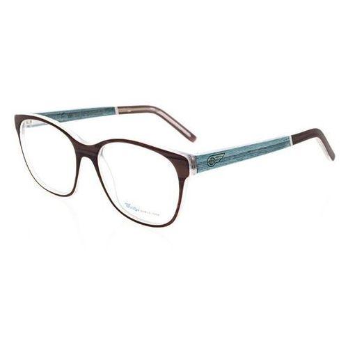 Okulary korekcyjne arica 03 marki Woodys barcelona