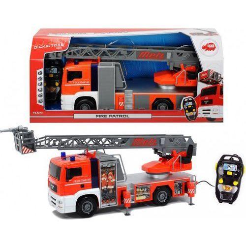 Sos straż pożarna fire patrol, 50 cm od producenta Dickie