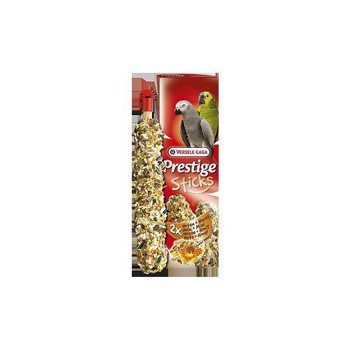 prestige sticks kolby orzechow-miodowe dla dużych papug 2szt/140g od producenta Versele laga