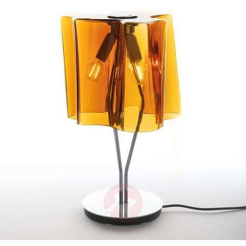 Artemide Logico- lampa stojąca szkło wys.44cm