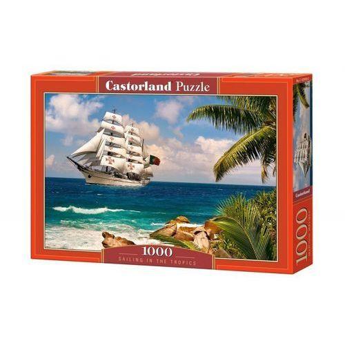 1000 elementów rejs w tropikach marki Castor