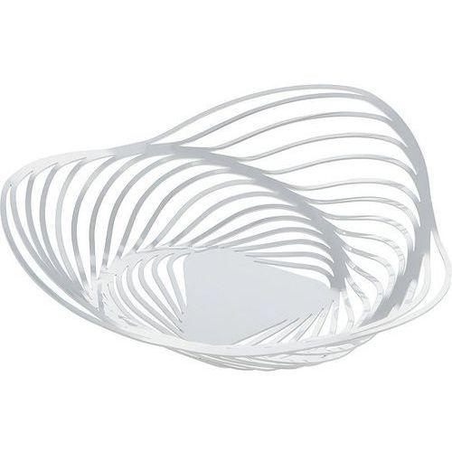Kosz na owoce trinity biały 26 cm marki Alessi