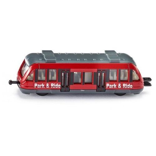 Siku 10 - pociąg lokalny