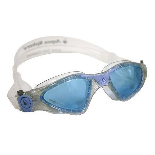 Aquasphere okulary kayenne lady niebieski szkła, glamour-powderblue marki Aqua sphere