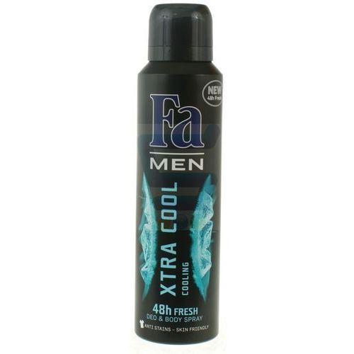 Fa Men Xtra Cool dezodorant, spray 150ml - sprawdź w wybranym sklepie