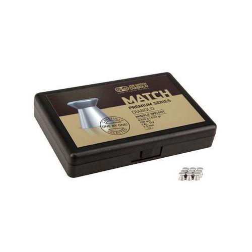 Śrut 4,50 mm JSB MATCH Premium Series 200szt