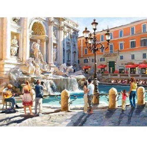 Castor Puzzle 3000 fontanna di trevi
