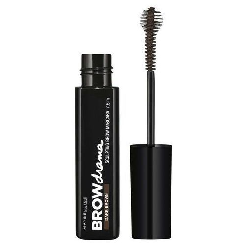 Maybelline brow drama sculpting mascara mascara do brwi dark brown 7,6ml