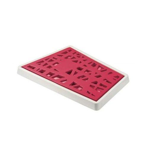 - deska do krojenia pieczywa matrix malinowa 3255102 marki Koziol