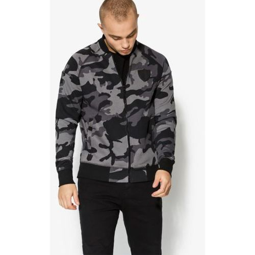 NEW ERA BLUZA NTC BOMBER OAK RAIDERS BLK