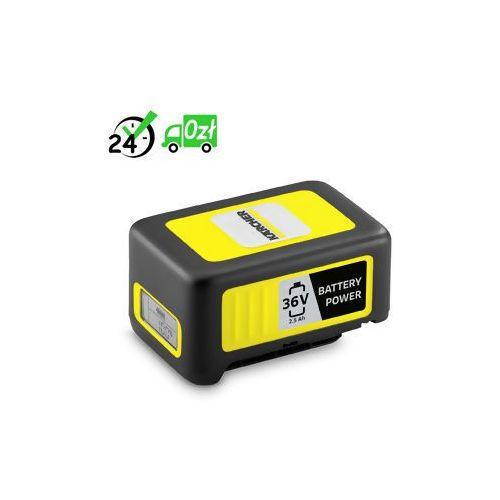 Akumulator 36V 2,5 Ah do urządzeń akumulatorowych Karcher DORADZTWO => 794037600, GWARANCJA 2 LATA, DOSTAWA OD RĘKI!