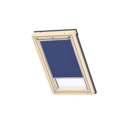 Roleta zaciemniająca dkl mk06 2055s niebieska 78 x 118 cm marki Velux