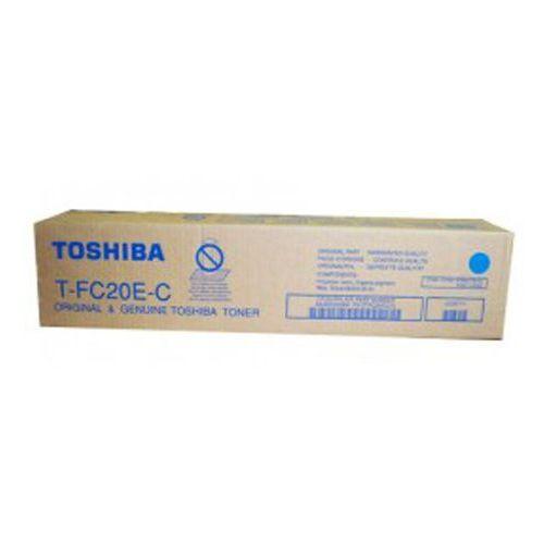 Toshiba Toner t-fc20e-c cyan do kopiarek (oryginalny) [16.8k]