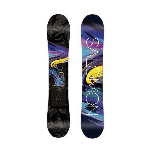 Potestowa deska snowboard wonder 153 cm marki Salomon