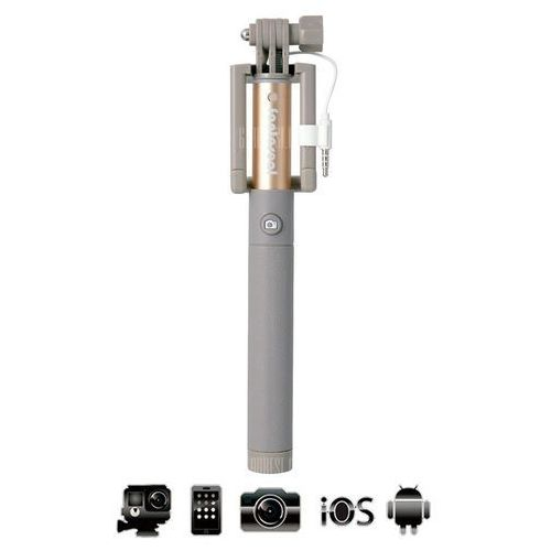 Fantaseal Wired Remote Extendable 3-in-1 Selfie Stick Monopod for Action Camera / Smartphone, kup u jednego z partnerów