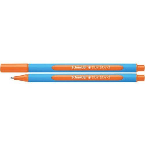 Schneider Długopis slider edge, xb, pomarańczowy (4004675075963)