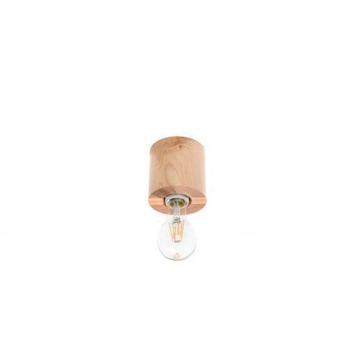 Sollux lighting Lampa sufitowa salgado naturalne drewno marki model sl.0672 (5903282706712)
