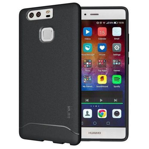 Tudia ARCH Black | Obudowa dla Huawei P9 Plus, kolor czarny