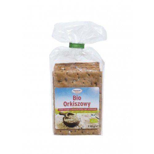 Chleb chrupki bio orkiszowy pełnoziarnisty 150g  marki Benus