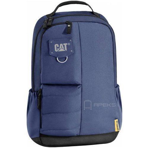 Caterpillar bruce plecak miejski cat / navy blue - navy blue (5711013047153)