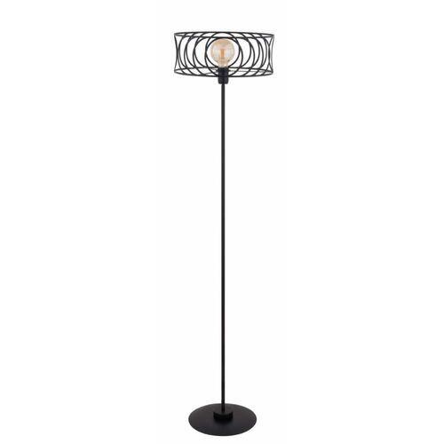 Sigma Moon 50217 lampa podłogowa 1x60W E27 czarna (5907554412974)