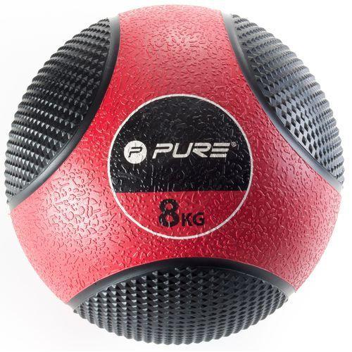 Piłka lekarska PURE 2 IMPROVE P2I 8 kg Medicine ball + DARMOWY TRANSPORT!