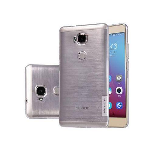 ETUI NILLKIN NATURE SILIKON 0.6MM Huawei Honor 5X White - Biały