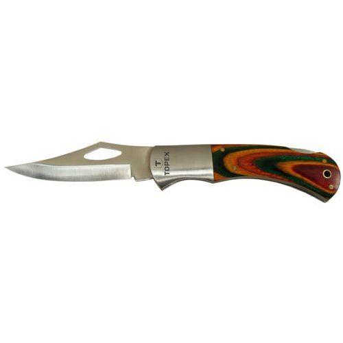 Topex 98z017 nóż uniwersalny, ostrze 70 mm, składany marki Grupa topex